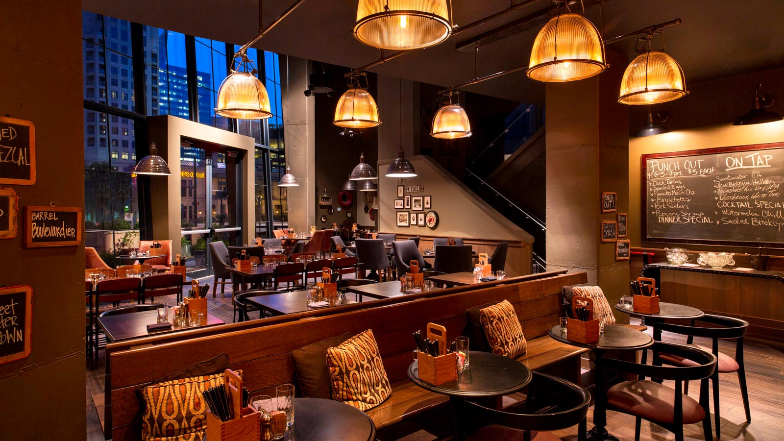 Buckhead Restaurants | Cook Hall | W Atlanta Buckhead