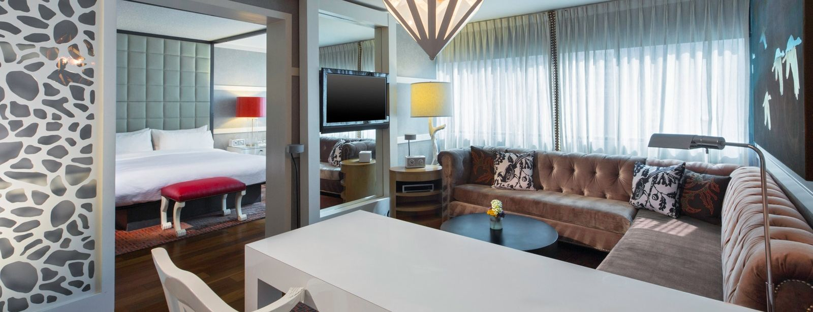 WOW Suite | W Atlanta - Buckhead